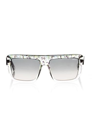 Emilio Pucci  Ep 0033 41P Kadın Güneş Gözlüğü Füme